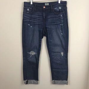 J.Crew Slim Broken In Boyfriend Jeans - 0151